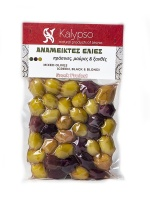 Mixed olives from Lesvos
