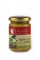 GREEN OLIVE PASTE FROM LESVOS