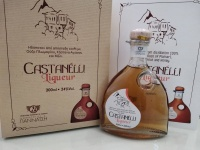 GREEK LIQUER CASTANELLI-CHESNUTS AND HONEY
