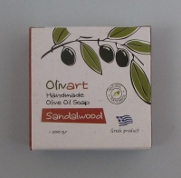 Natural soap-Sandalwood
