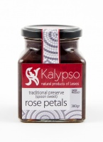 Traditional preserve Rose petals